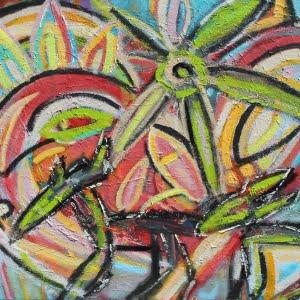 2013-06-17-Nr-08_Walk on the rainbow 160x120cm (verkauft)