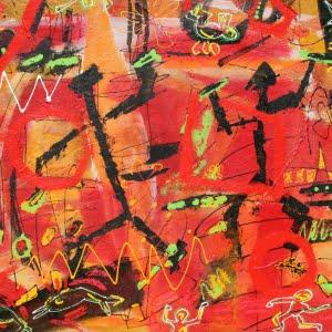 _Serie 2011-Nr-54_Am Ende und am Anfang 160x120cm (verkauft)